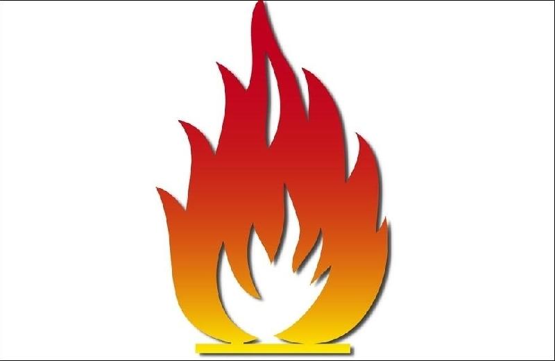 Brand - groß